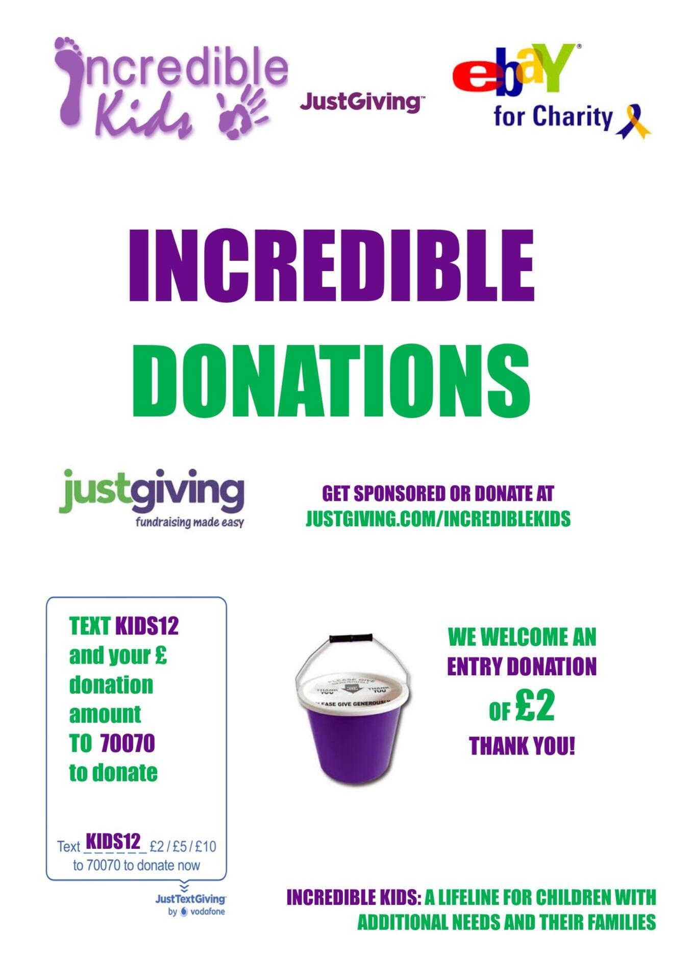 Donations IK A3