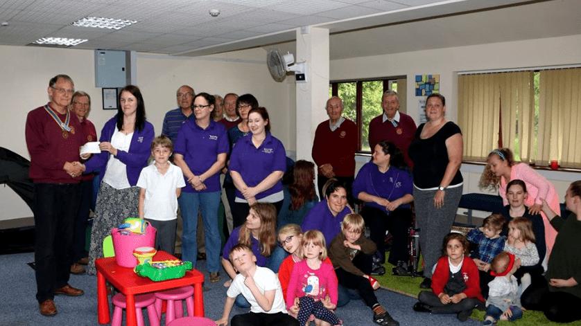 Rotary Club Swimarathon