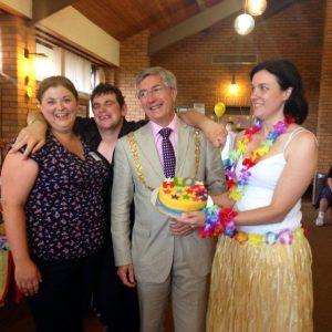 Lord Mayor Visits