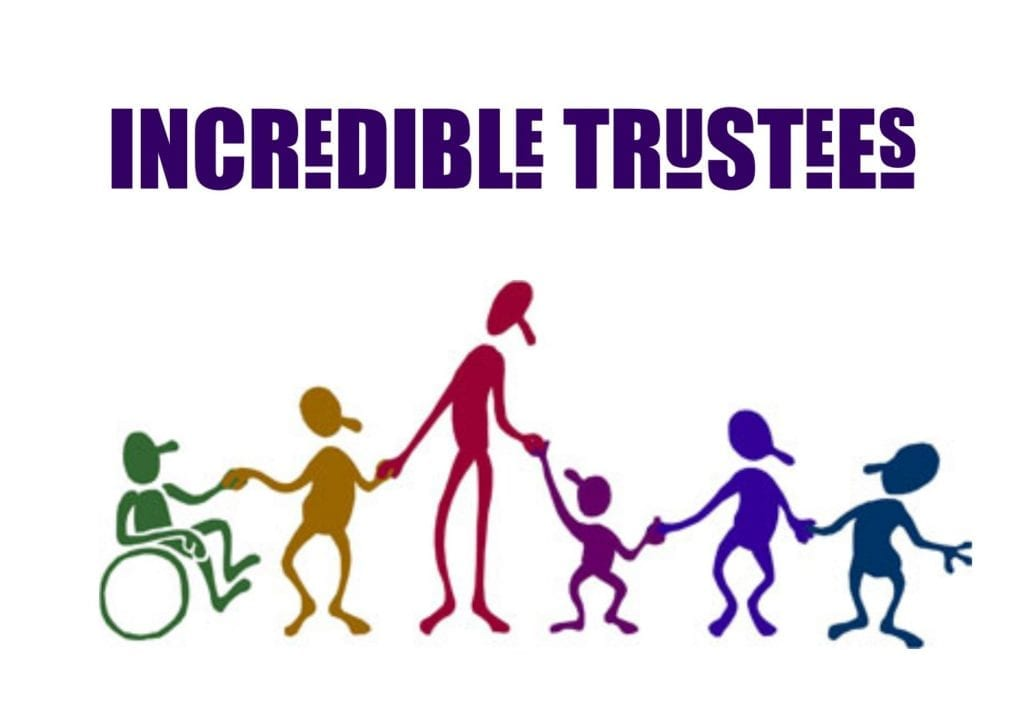 Picture of cartoon Incredible Trustees