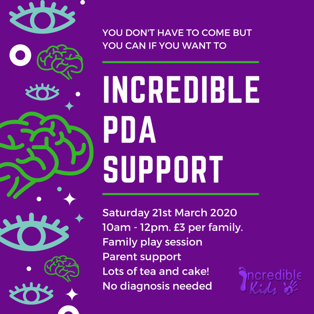 PDA Support Session